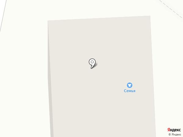 Семья на карте Горноуральского
