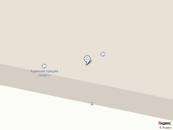 Ревдинское городское лесничество на карте Ревды