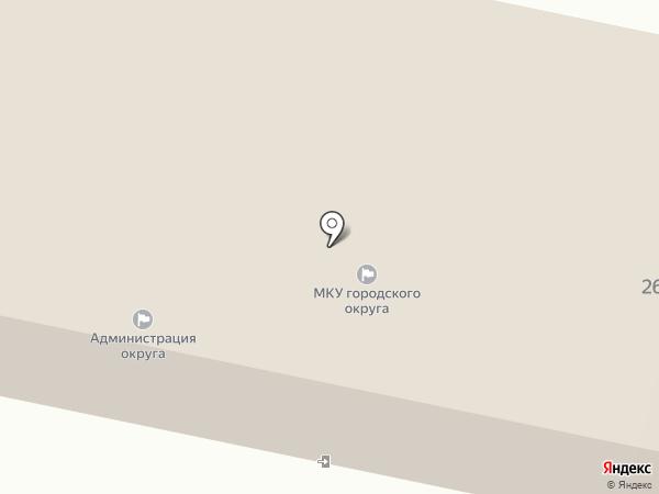 Ревдинское лесничество на карте Ревды