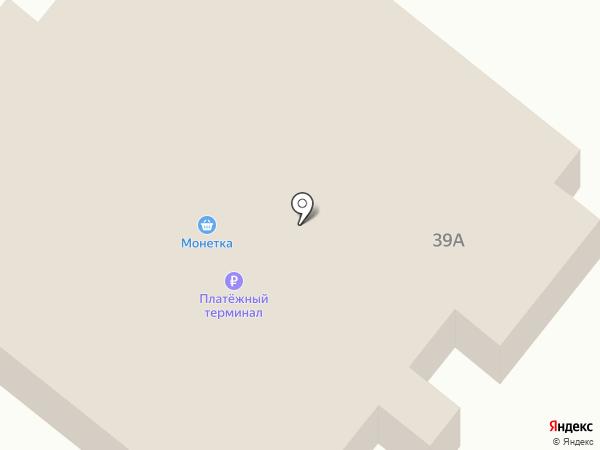 Вещевой рынок на карте Горноуральского