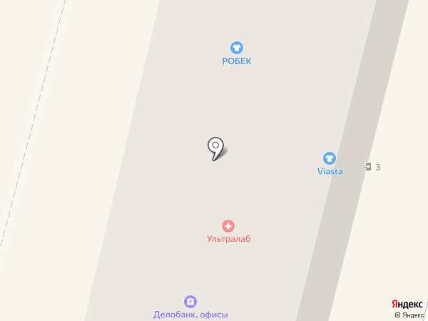СКБ-Банк на карте Ревды
