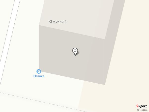 Оптика на карте Ревды
