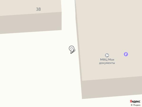 Обувной магазин на карте Горноуральского