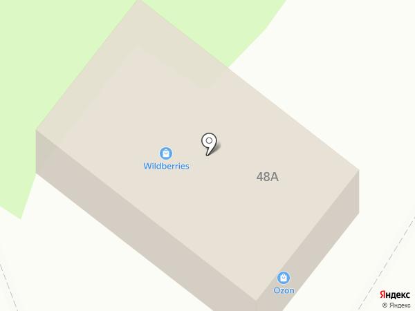 Продуктовый магазин на карте Горноуральского