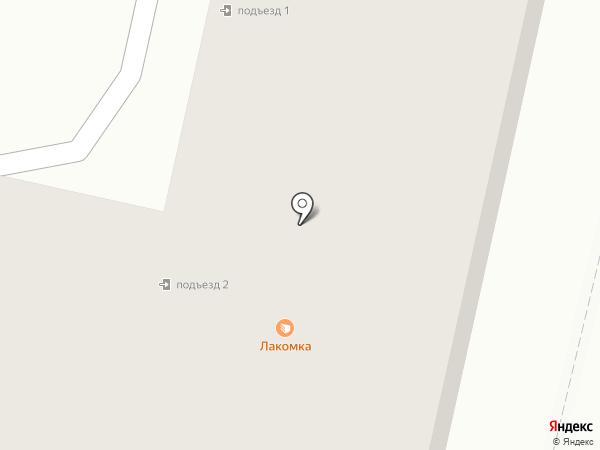 Большой треугольник на карте Ревды