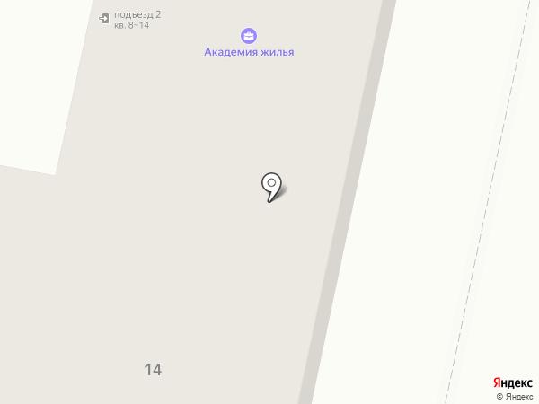 Город, КПК на карте Ревды