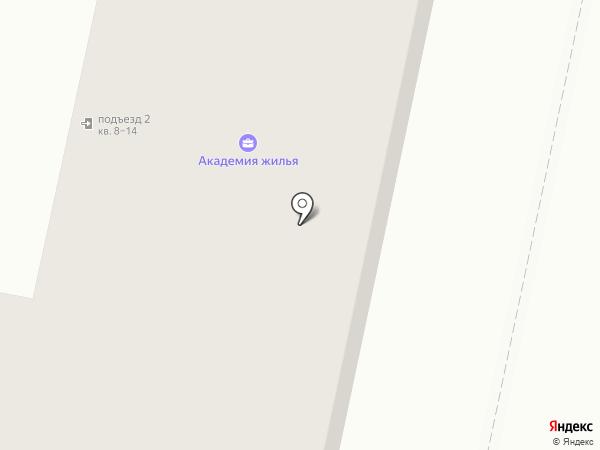 Содействие, КПК на карте Ревды