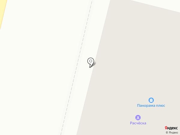 Новопринт на карте Ревды