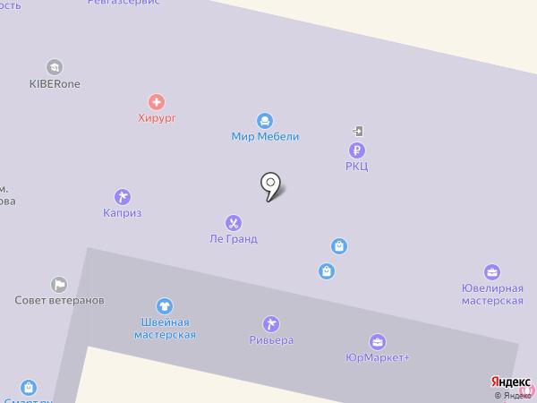 Мир мебели на карте Ревды