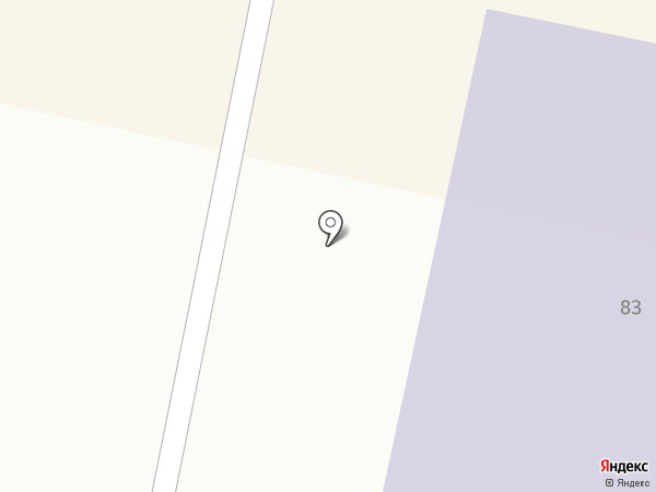 Контраст на карте Ревды