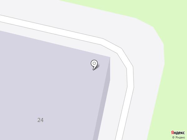 Детский сад №48 на карте Ревды