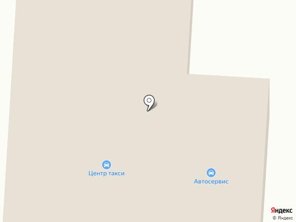 Центр на карте Ревды