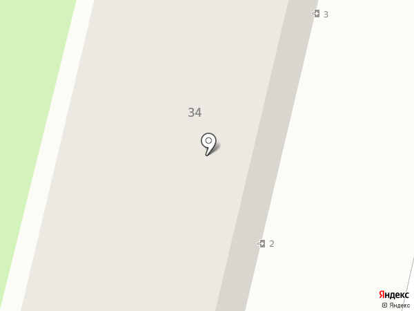 Веста на карте Ревды