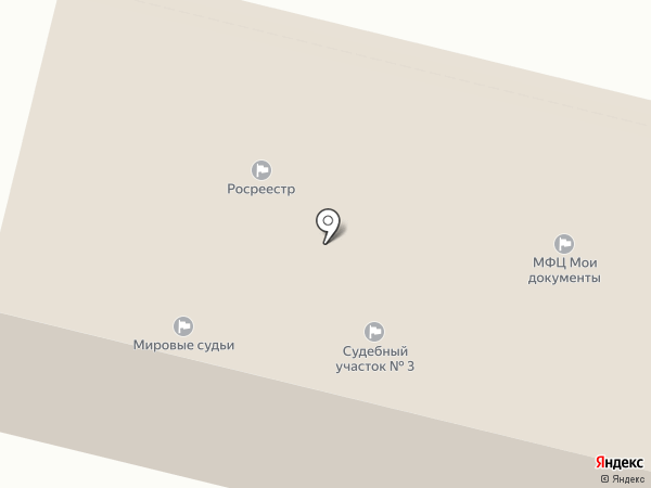 Многофункциональный центр предоставления государственных и муниципальных услуг на карте Ревды