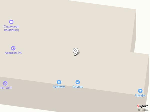 Радио Майяма на карте Ревды