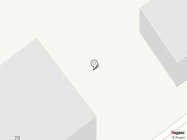Эльба-бетон на карте Нижнего Тагила