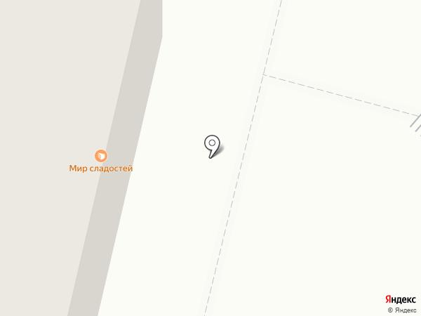 Мир сладостей на карте Ревды