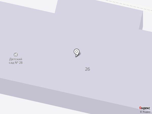 Детский сад №16 на карте Ревды