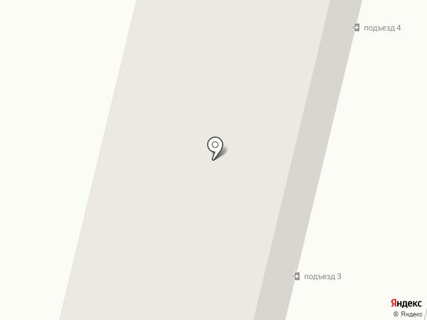 3-й микрорайон на карте Ревды