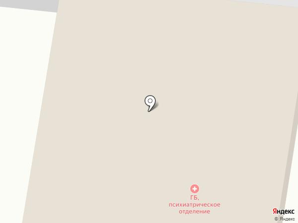 Вегур на карте Ревды