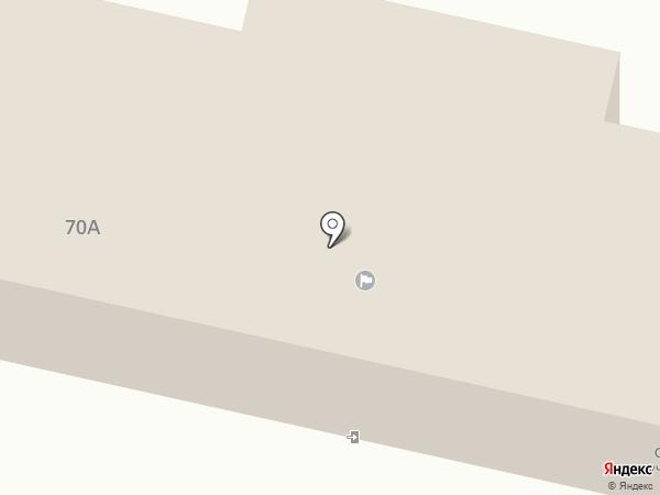 Судебный участок №1 на карте Ревды
