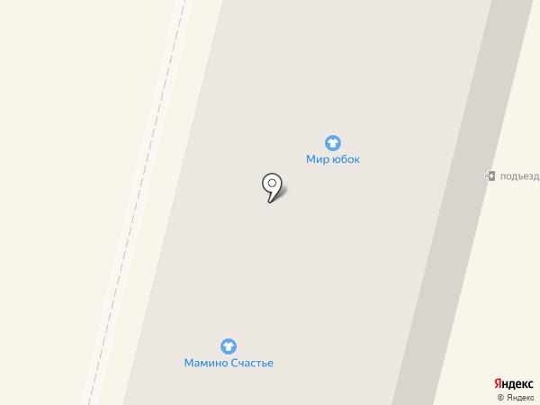 Юни на карте Ревды