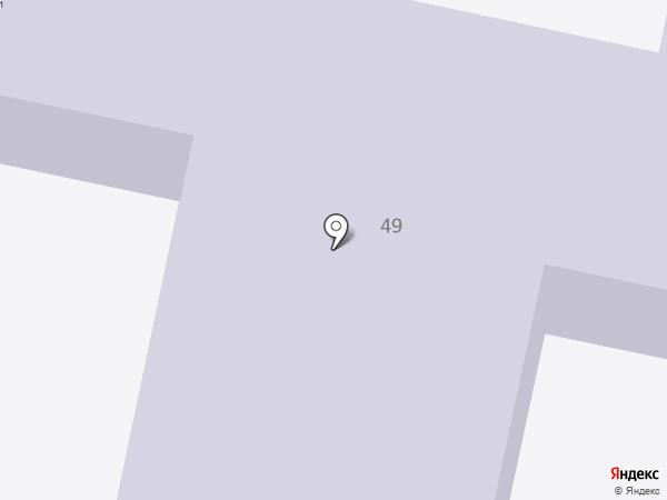 Детский сад №17 на карте Ревды