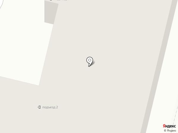 Альтаир-Авто на карте Ревды