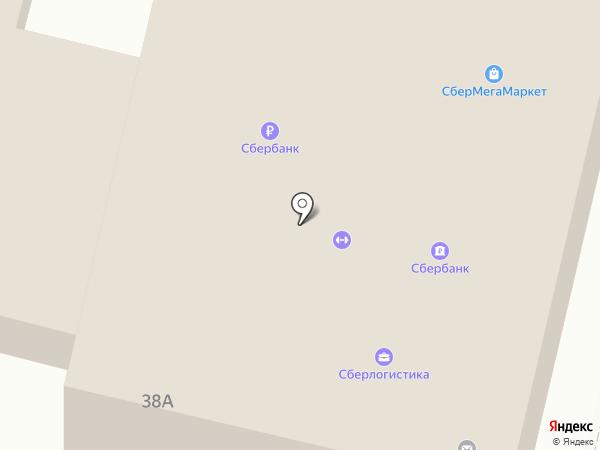 Банкомат, Уральский банк Сбербанка России на карте Ревды