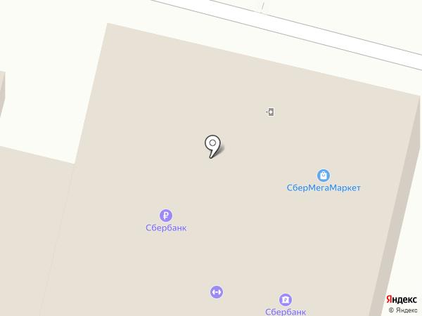 Сбербанк, ПАО на карте Ревды