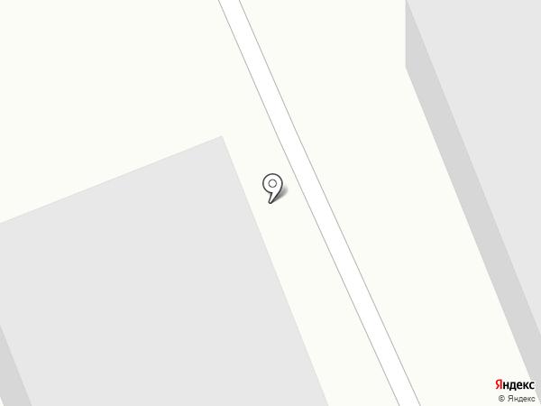 Пилорама на карте Нижнего Тагила