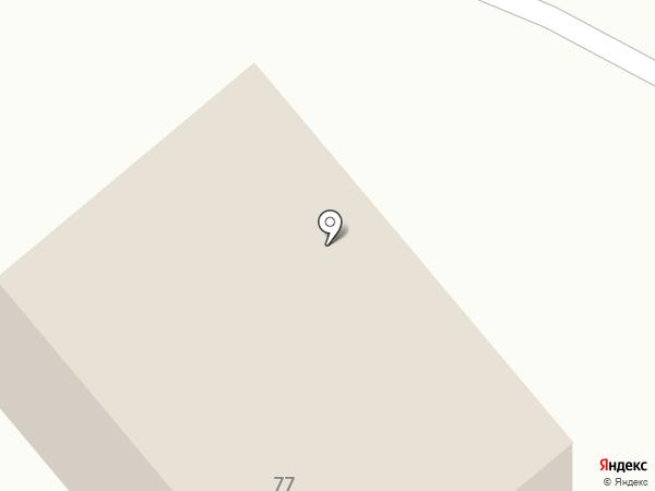 Скорбь на карте Нижнего Тагила