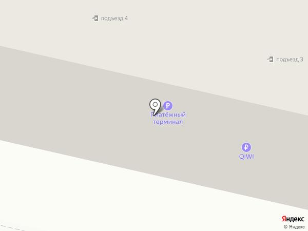 Прана Денс на карте Ревды