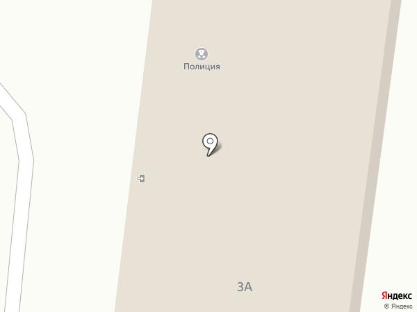 Отдел полиции на карте Ревды