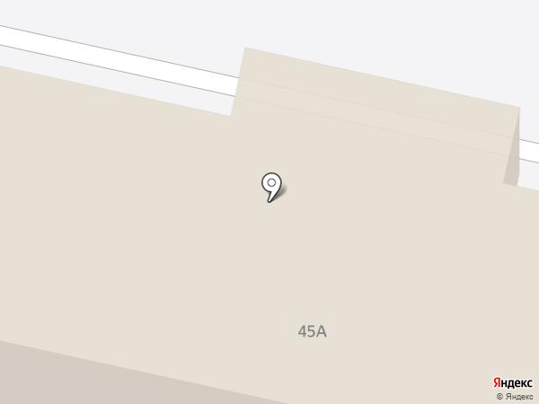 Детский сад №50 на карте Ревды