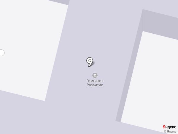 Развитие на карте Ревды