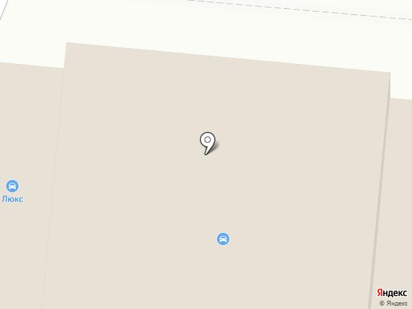 Служба эвакуации автомобилей на карте Первоуральска