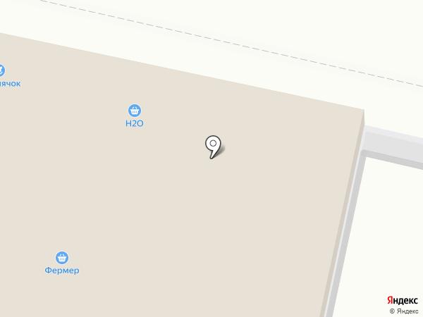 Стиль-няшки на карте Ревды