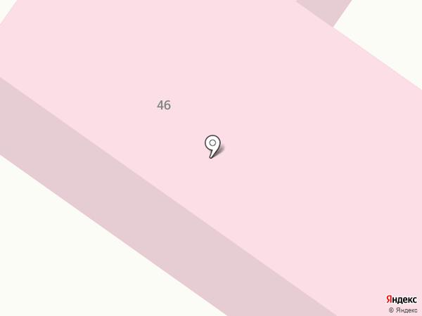 Противотуберкулезный диспансер на карте Первоуральска