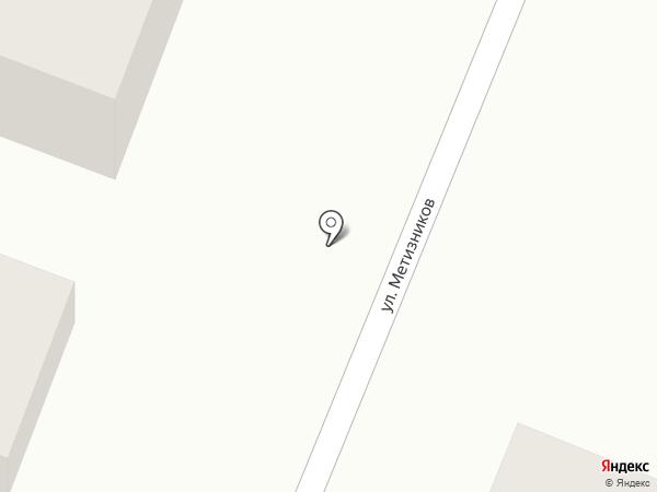 ПМСИ на карте Ревды