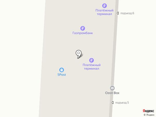 Фрисби на карте Первоуральска