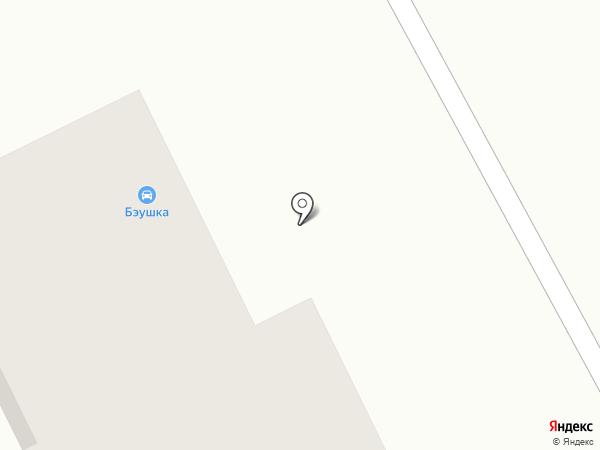 Мастерская авторазбора на карте Нижнего Тагила
