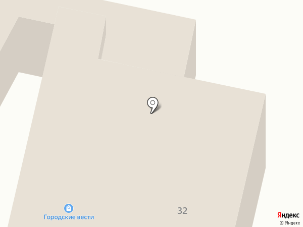 Фламбе на карте Ревды