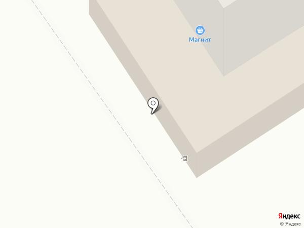 Лекарь на карте Первоуральска