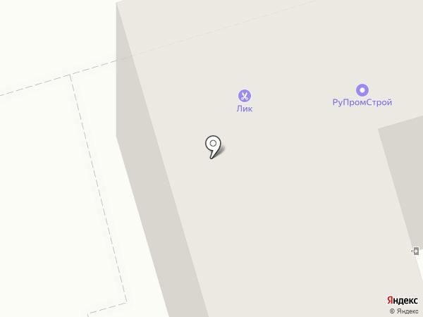 На пятачке на карте Нижнего Тагила