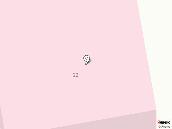 Городская больница №2 на карте Первоуральска
