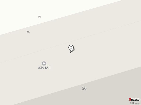 Медея на карте Нижнего Тагила
