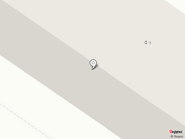 Городская библиотека №2 на карте Первоуральска