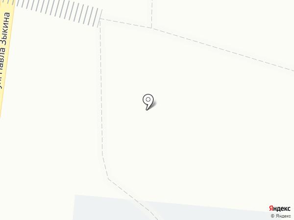 Киоск по продаже молочных продуктов на карте Ревды