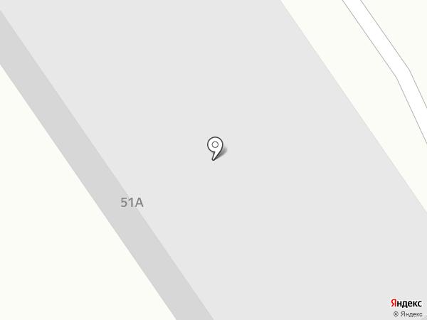 Ангар на карте Нижнего Тагила